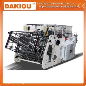 Double Channel Noodle Packing Box Machine pictures & photos