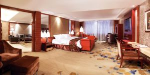 Luxury King Size Modern Bedroom Used Hotel Furniture for Sale (NL-GZX010) pictures & photos