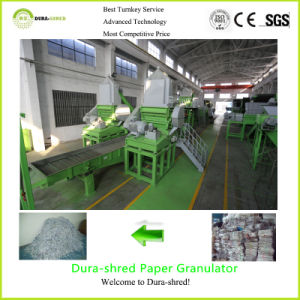 Dura-Shred Hot Sale Paper Granulator Manufacturer (TSQ2147X) pictures & photos
