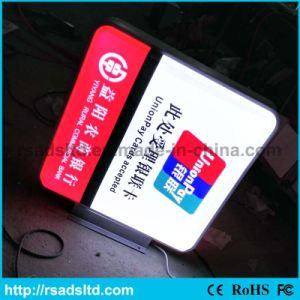 LED Plastic Light Box Billboard with Ce Certificate pictures & photos