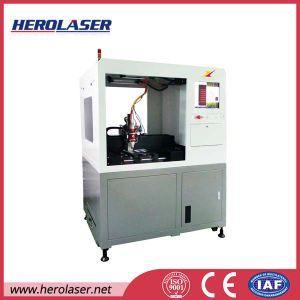 Laser Cutting Machine for 0.8mm Aluminum Optical Frames pictures & photos