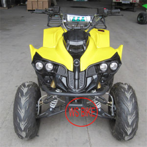 125cc ATV, Automatic with Reverse, Electric Start 125cc ATV Quad Et-ATV048 125cc with 3 Front+1 Back Reverse pictures & photos