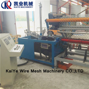 Full Automatic Diamond Wire Mesh Machine (factory price) pictures & photos