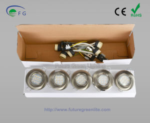 Tiltable LED Recessed Down Light MR16 GU10 pictures & photos