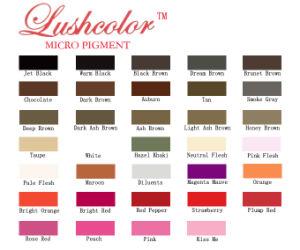 Lushcolor Makeup Ink