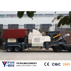 Good Performance and Low Price Stone Mobile Quarry Crusher pictures & photos