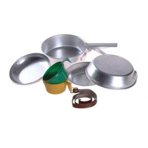 Outdoor Aluminium Camping Cookware Set pictures & photos