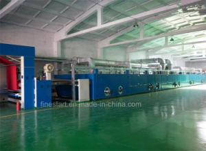 Textile Heat-Setting Stenter Machine Used for Cotton/Chemical Fiber /Blended Knitted /Woven Fabric pictures & photos