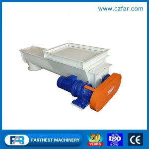 Shrimp Feed Production Screw Feeding Machinery pictures & photos