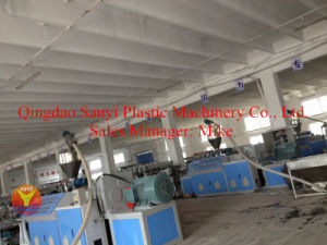 Plastic Machinery for Kitchen Cabinet/PVC Foam Board Production Line pictures & photos