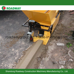 Hand Push Road Curb Paver, Curb Making Machine pictures & photos