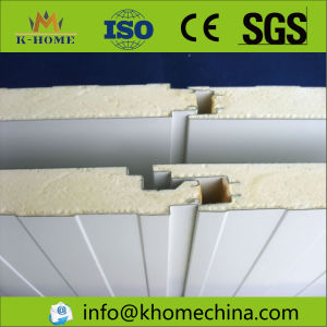 Construction Material Insulated Polyurethane Sandwich Panel pictures & photos