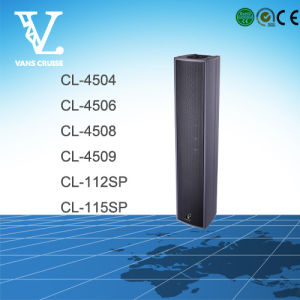 Cl-115sp Line Source Column PA Waterproof Active Subwoofer Speaker pictures & photos