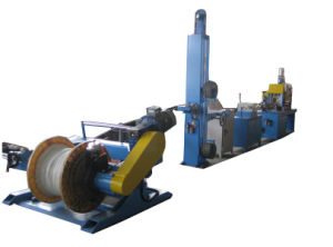 Wire Cable Rewinding Reworking Auto Coiling Winding Machine