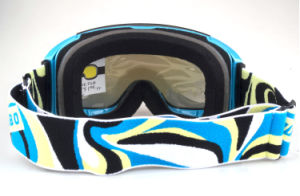 UV 400 Anti Fog Skiing and Snowboarding Protective Goggles pictures & photos