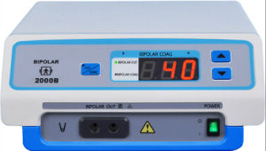 CE Approved Diathermy Machine Surgical Bipolar pictures & photos
