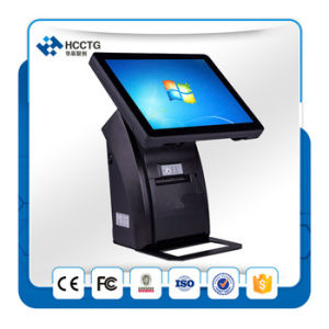 "12.1"" LCD Retail POS System All in One Touch Screen POS Terminal Hzq-P1088 pictures & photos"