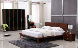 2016 Hot Bedroom Bed 13b-08# pictures & photos