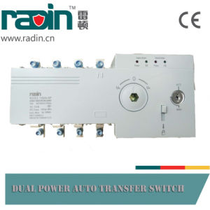 300A 250A Solar Power Auto Changeover Switch pictures & photos