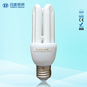 Energy Saving Lamp 15W 18W 20W 3u Shape Halogen Lighting E27/B22 pictures & photos