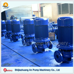 Mono Block Hot Sale Vertical Pipeline Inline Water Pump pictures & photos