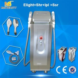 Opt Shr Elight Hair Removal Vertical Beauty Salon Machine (Elight02) pictures & photos