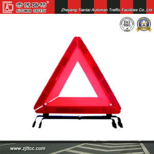 Breakdown Plastic Safety Warning Triangle (CC-WT02) pictures & photos