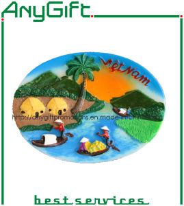 Polyresin Magnet with Customized Size and Color 23 pictures & photos