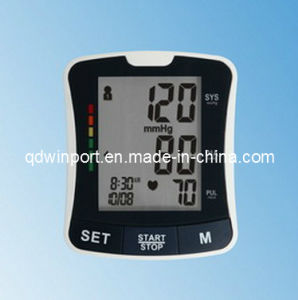 Wrist Blood Pressure Monitor with CE FDA (BP2208) pictures & photos