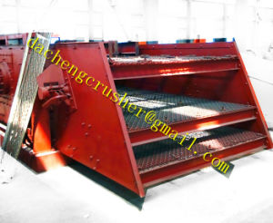 Hot Sales Quarry Plant Wire Mesh Vibrating Screen pictures & photos