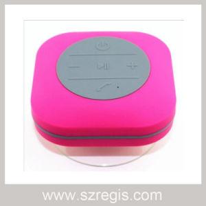 Bathroom Waterproof Wireless Bluetooth Sucker Speaker pictures & photos