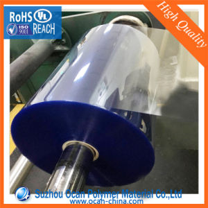 0.6mm Pharmaceutical Clear Rigid PVC Roll for Blister Packaging pictures & photos