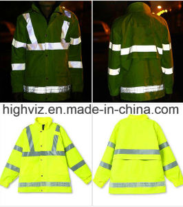 Reflective Safety Jacket with ANSI107 (C2444) pictures & photos