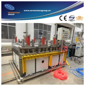 WPC PVC Foam Board Extrusion Line with Ten Years Experience pictures & photos