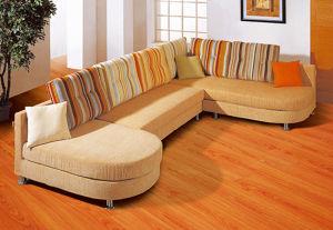 Embossed HDF Laminated Floor AC3 E1 pictures & photos