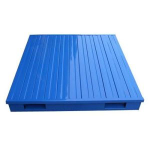 Great Price and Color Selected Steel Pallet pictures & photos