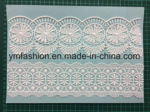 Embroidery Chemical Lace for Garment Accessory Ym-8 pictures & photos