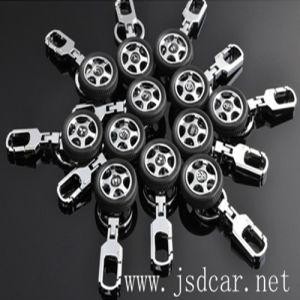 Car Simulation Tire Keychain (JSD-P0147) pictures & photos