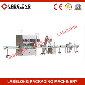 3000bph Glass Bottle Honey Filling Machine Manufacturer pictures & photos