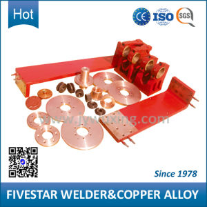 Beryllium Copper Welding Electrode pictures & photos
