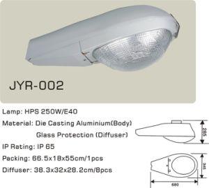 250W High Pressure Sodium Lamp, Street (Road) Light (JYR-002) pictures & photos