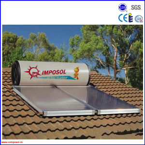 Solar Water Heater Flat Panel pictures & photos