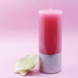 Wholesale Cheap Wax Pillar Wedding Decorative Candle pictures & photos