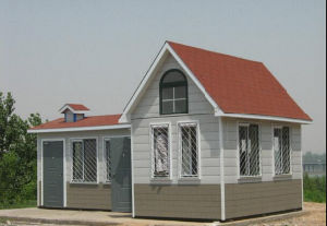 Structural Steel Prefabricated Modular House (KXD-pH123) pictures & photos