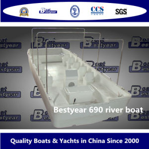 Bestyear 690 River Ferry Boat pictures & photos