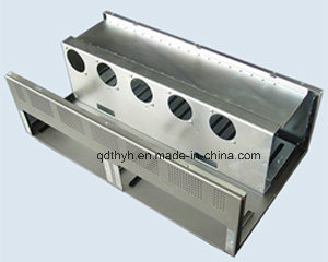 Custom Stainless Steel Sheet Metal Fabricated Parts for Machinery pictures & photos