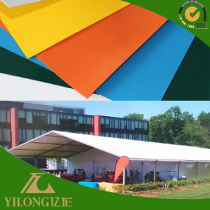 China Factory PVC Tarpaulin for Tent