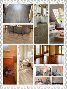 Plastic Flooring Type and Indoor Usage Antistatic Vinyl Flooring pictures & photos