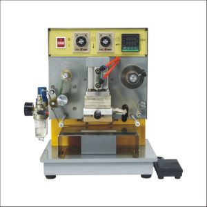 Pneumatic Numbering Machine for Shoe Making pictures & photos