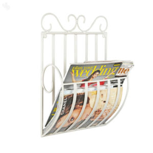 Hanging Metal Magazine Display Stand